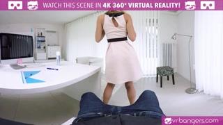 Porno com realidade virtual e 360 graus de puro prazer