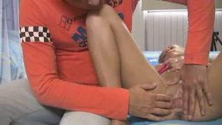 Novinha amadora dá boceta pela primeira vez e gosta da foda