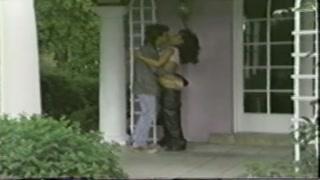 Mulher casada transa com amante e sente a rola no rabo