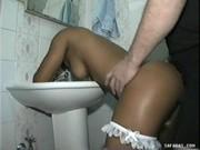 Mera Escondida Flagra Gostosa Nua No Banheiro